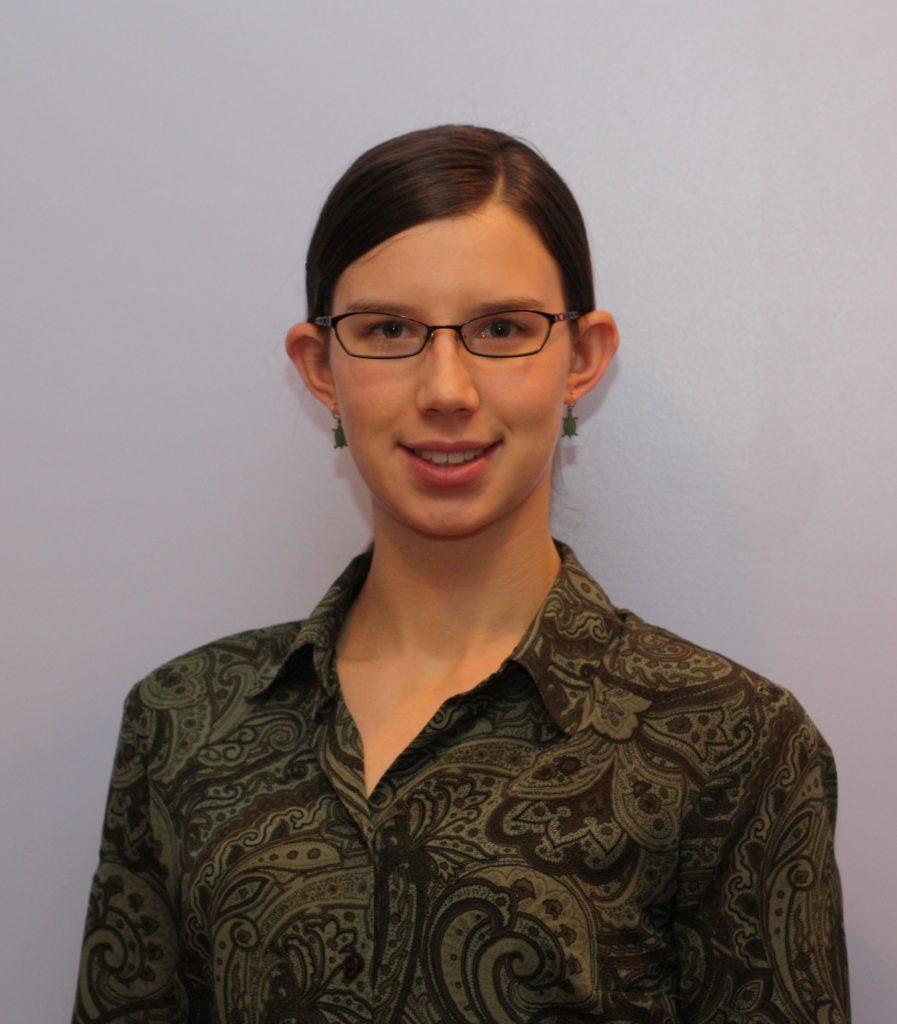 Photo of acupuncturist Frances